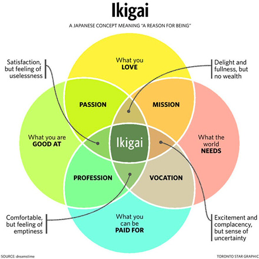 what is ikigai