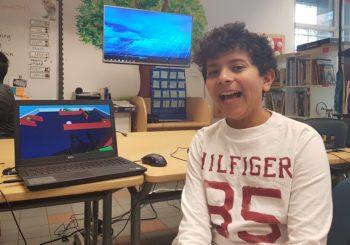 Grade 6 Student Eyad Alwan Student Spotlight